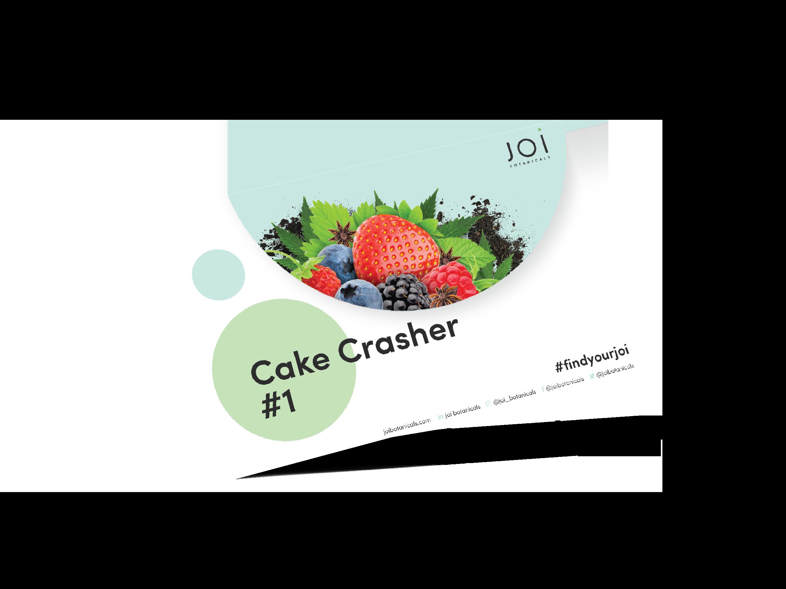 Cake Crasher #1