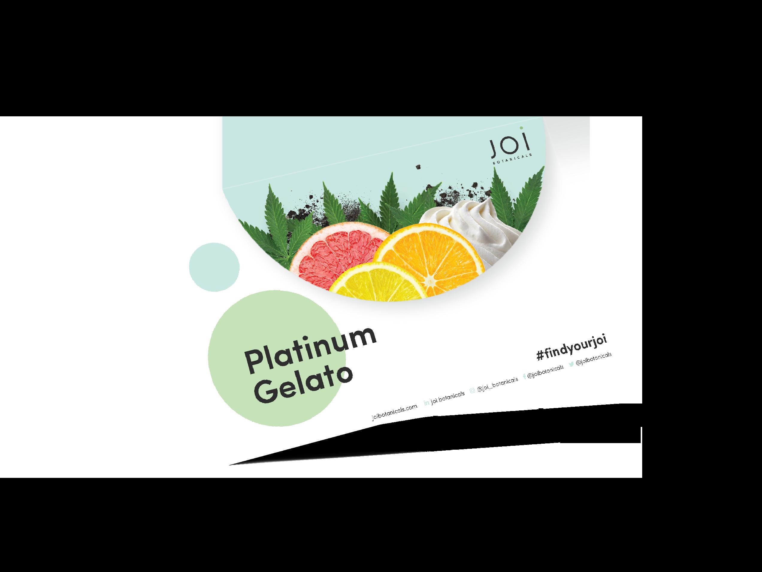 Platinum Gelato