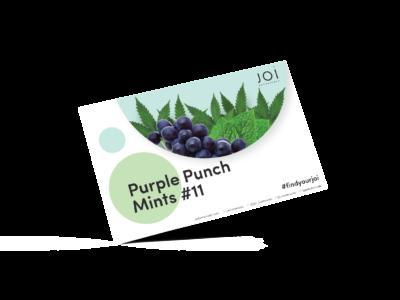 Purple Punch Mints #11